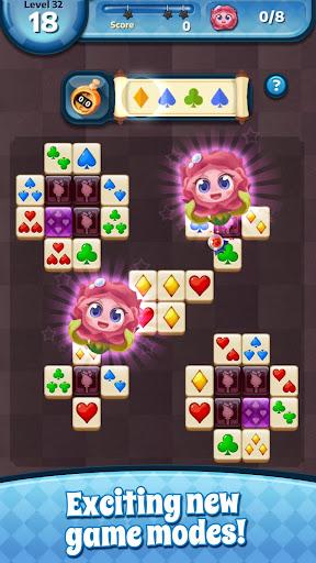 Mahjong Magic Fantasy : Onet Connect screenshots 4