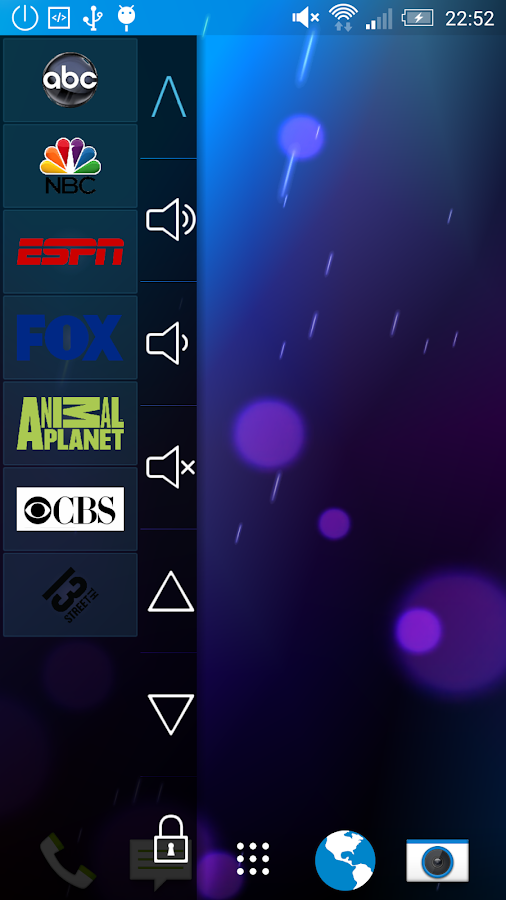 Smart TV Remote - screenshot
