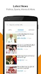 screenshot of M!Browser – Micromax Browser