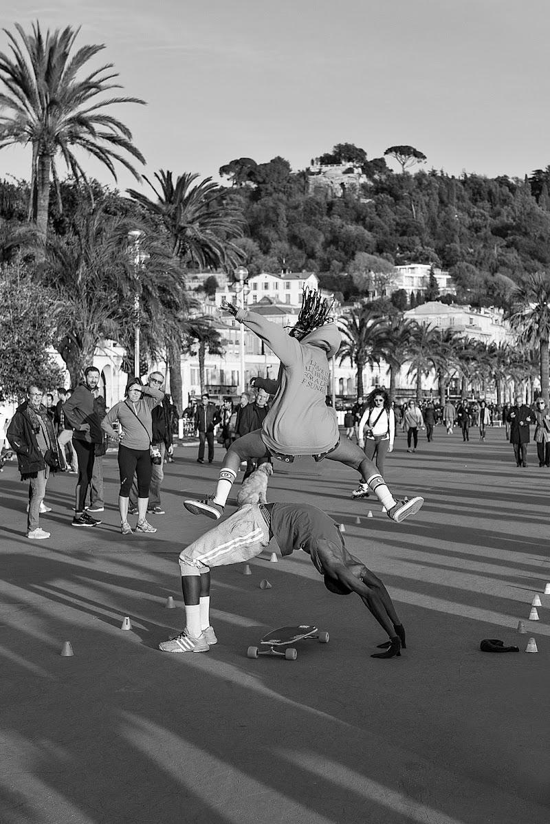 Skateboarder di Giancarlo Lava