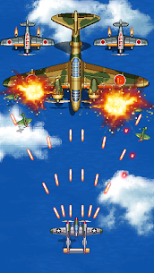 1945 Air Force: Free shooting airplane games 3
