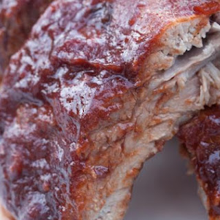 Whiskey Bbq Ribs