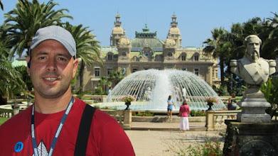 Photo: Los jardines del Casino de Mónaco