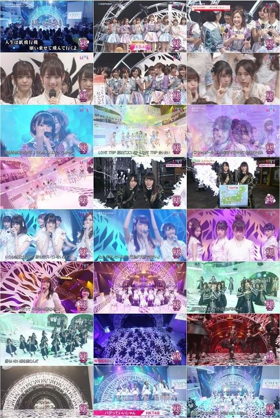 (TV-Music)(1080i) AKB48G 46G Part – CDTVスペシャル!年越しプレミアライブ2016→2017 161231