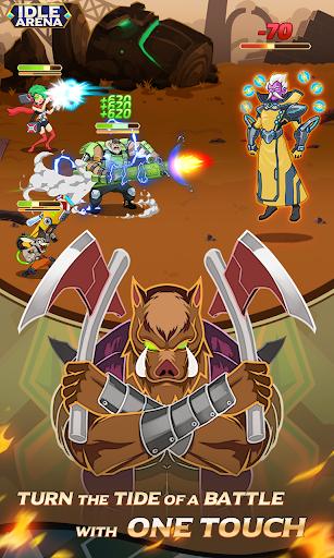 Idle Arena - Clicker Heroes Battle 31 screenshots 9