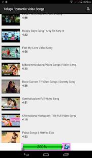 Telugu Best Romantic Songs - náhled