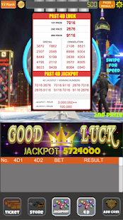 4D Live Lottery Game- screenshot thumbnail