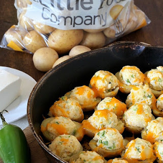 Potato Poppers