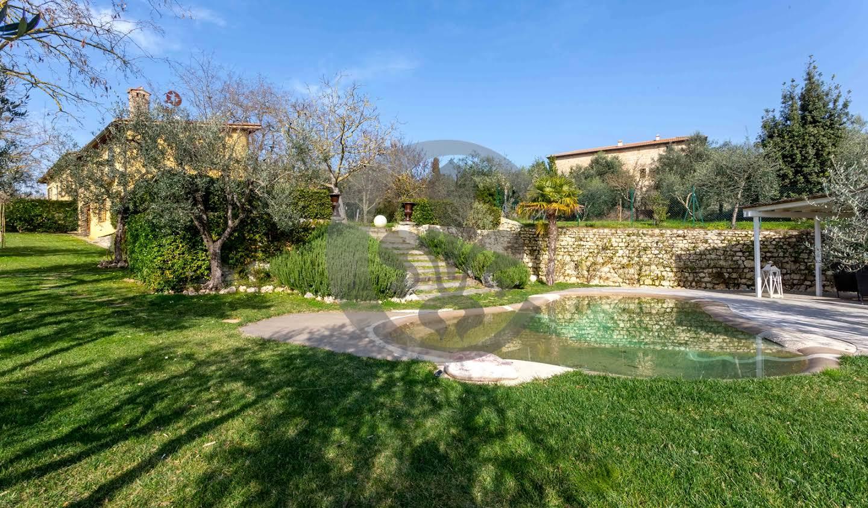 Farm house with garden Bagno a Ripoli