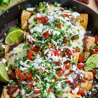 Mexican Shredded Beef Enchiladas.