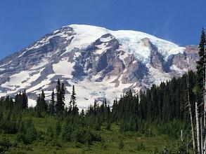 Photo: Mount Rainier
