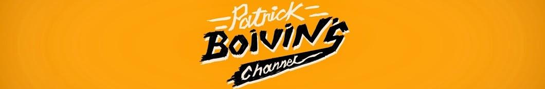 Patrick Boivin Banner