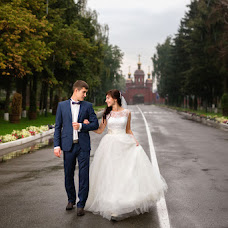 Wedding photographer Aleksandr Romanovskiy (romanovskiy). Photo of 27.11.2016