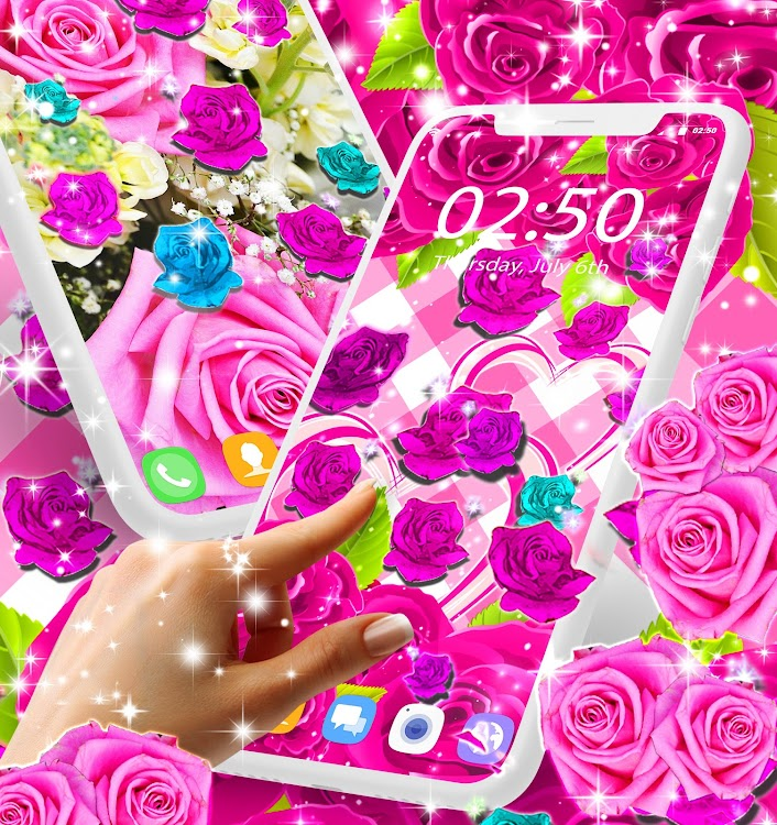 Best Rose Live Wallpaper 2020 Android Apps Appagg