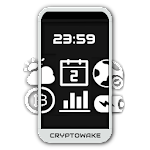 CryptoWake - Always On Display | Binance ,Nanopool 1.48