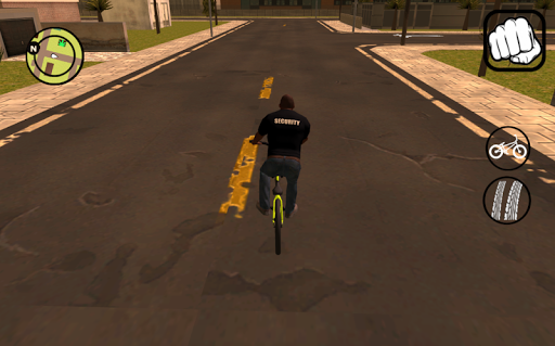 Vice gang bike vs grand zombie in Sun Andreas city 1.0 screenshots 10