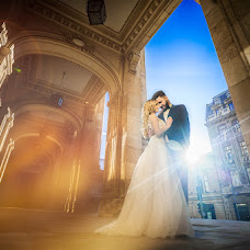 Wedding photographer Adrian Mitranescu (adrianmitranesc). Photo of 13.04.2017