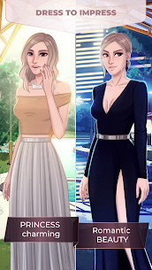Love Story Games Mod Apk [Unlimited Diamonds + Keys] 5