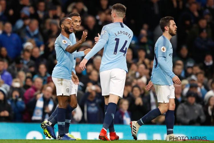 Manchester City behoudt ook zonder Belgen perfect rapport tegen Bournemouth