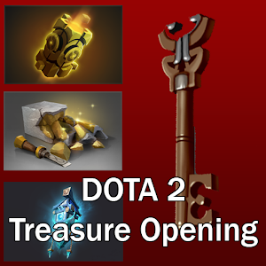 Treasure Opening for Dota 2 for PC and MAC