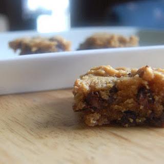 {Crock Pot} Peanut Butter Chocolate Chip Brownies.