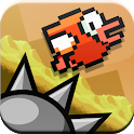 Flapping Cage: Avoid Spikes icon