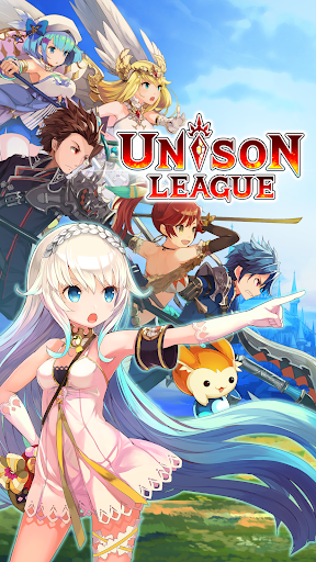 Unison League screenshots 1
