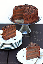 Photo: http://www.roxanashomebaking.com/triple-chocolate-layer-cake-recipe/