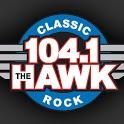 104.1 The Hawk icon