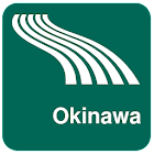Okinawa Map offline icon