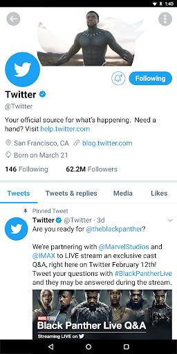 Twitter  screenshots 5