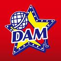 カラオケCLUB DAM icon