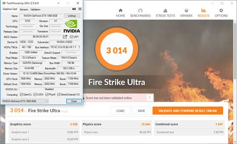 GeForce GTX 1060: Hiệu năng không như mong đợi