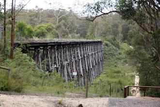 Photo: Year 2 Day 159 - Stony Creek Tressle Bridge