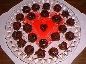 Candy  Box  Petite  Pudding  Cakes Recipe