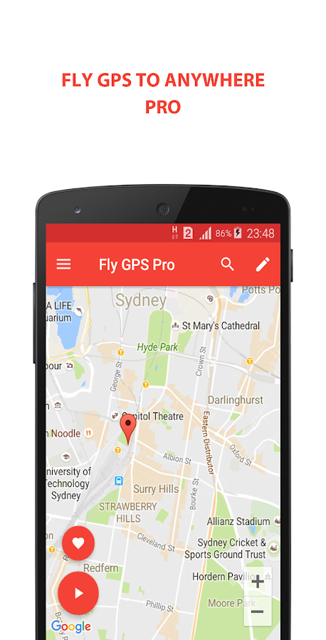 Fly GPS Pro (No Ads) APK Cracked Free Download   Cracked Android
