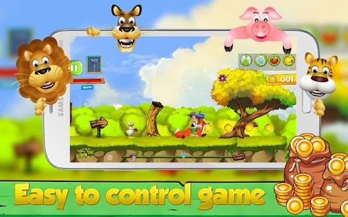 Subway Granja Adventure Zeno juego - náhled
