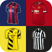 Soccer Clubs Shirts  Quiz