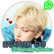 WAStickerApps Baekhyun EXO KPOP Stickers