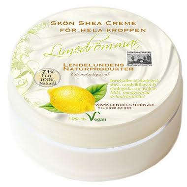 Limedrömmar - body butter 100ml