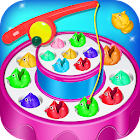 Fishing Toy Game icon