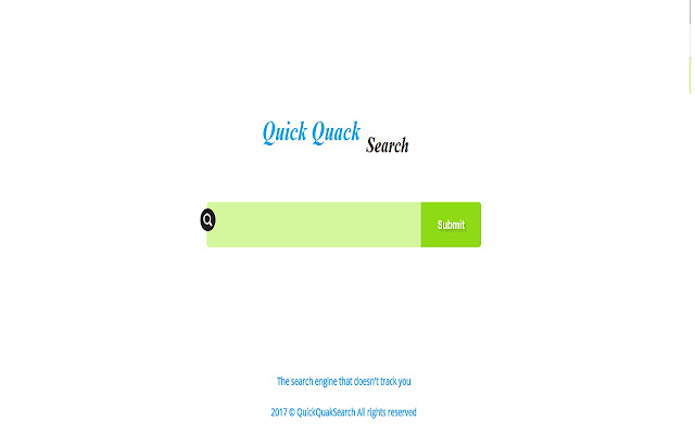 QuickQuakSearch
