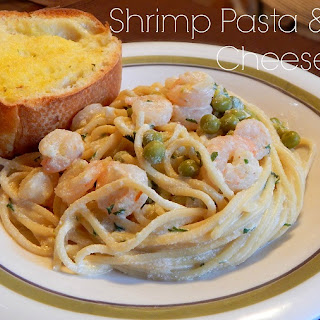 Pasta With Ricotta And Shrimp Recipes