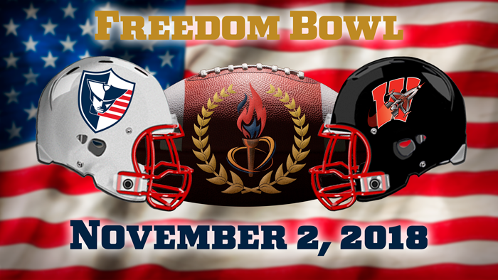 Inaugural Freedom Bowl - Wagner vs. Veterans Memorial