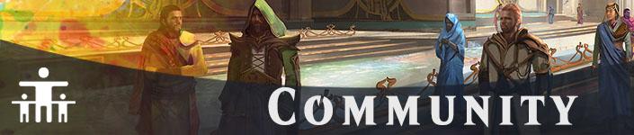 Magic Judge Monthly 01.12Community