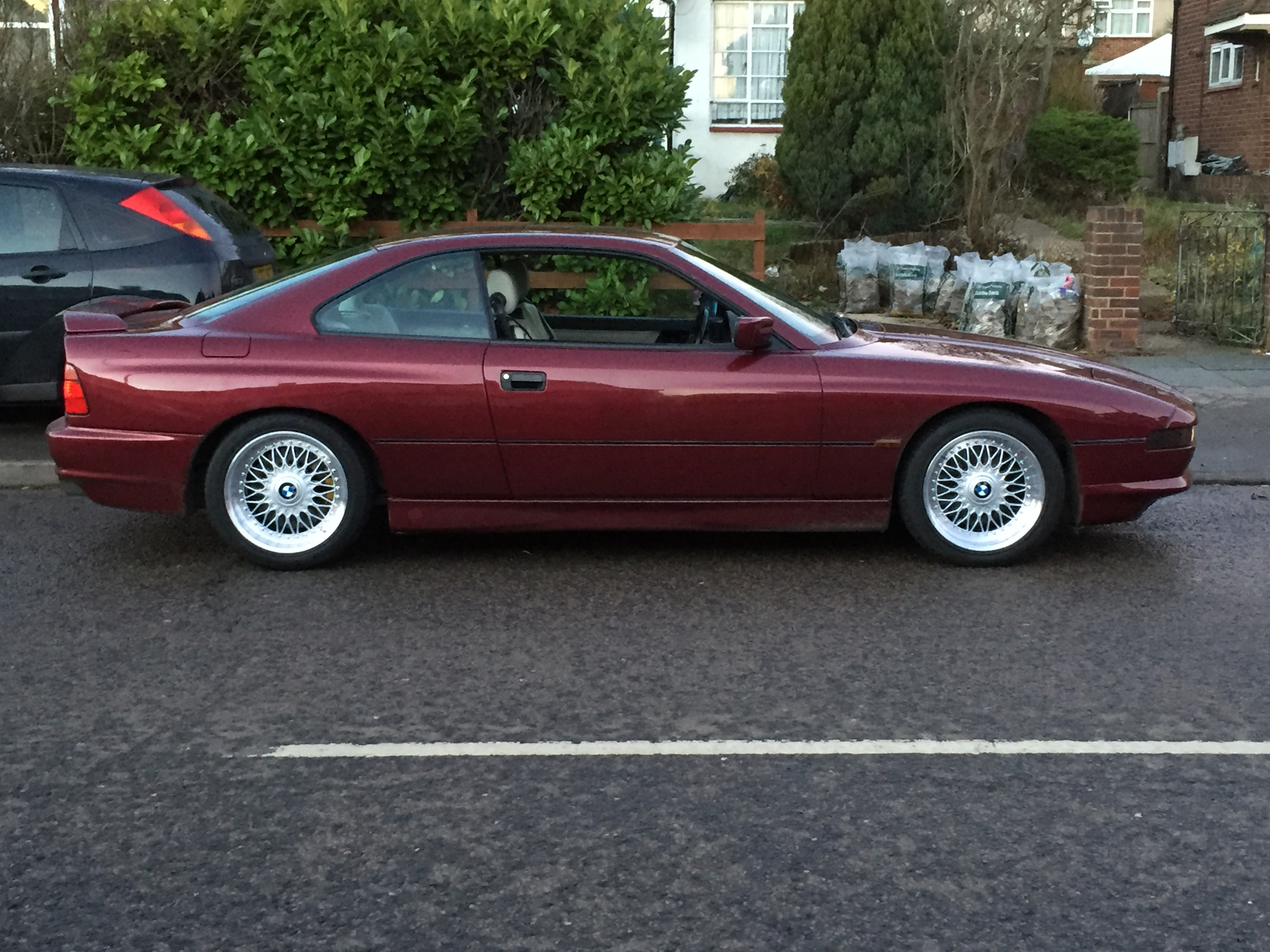 BMW 850i Hire Ilford