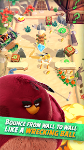 Angry Birds Action! screenshot 8