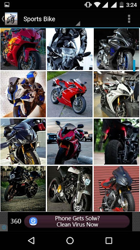 Sports Bike Wallpapers HD 1.0 screenshots 13
