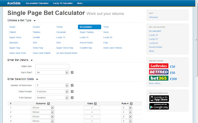 Calculate a lucky 31 betting low roller csgo betting
