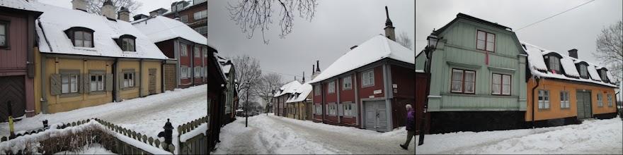 Photo: Oude woningen